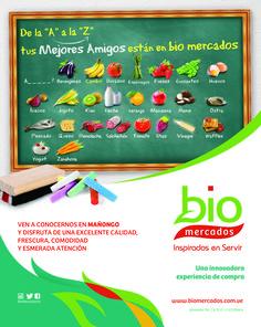 Aviso Colegio Internacional - bio mercados