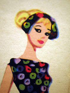 271 Best Barbie Pop Art Images Barbie Vintage Barbie