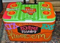 Gonna have to make one of these for the UCF bowl game!!!