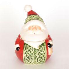 Santa Claus Cookie Jar   Kirkland's nice