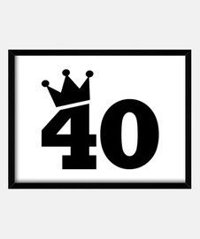 40th Birthday Images, 40th Birthday Themes, 40th Birthday For Women, 40th Birthday Quotes, Happy 40th Birthday, Birthday For Him, Birthday Wishes, Birthday Cards, 40 Y Fabuloso