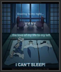Conan Can't Sleep by Prismatic-Prince.deviantart.com on @deviantART