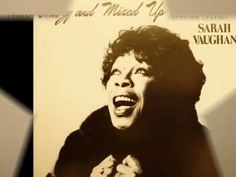 Sarah Vaughan - I didn't know what time it was - YouTube