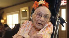 A south Arkansas woman celebrated her 116th birthday Friday with cake, a party and a new title — she's now officially the oldest living American.