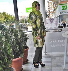 cff01b342d1b7 Lerzan Kara | Yasam Blogu | Yasam Blogları: Stil Postu Tesettür Tunik Modeli