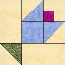 Block of Day for December 20, 2014 - Tulip