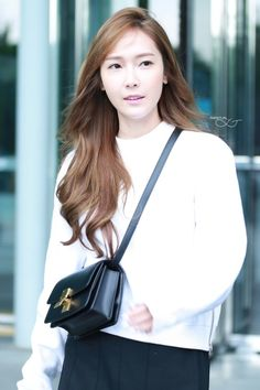 """""""160524 Jessica after SBS Love FM Park Sohyun's Love GamePerpetual of J   ☞ Do not edit, Do not remove the watermark"""""""