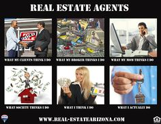 What Real Estate Agents Do