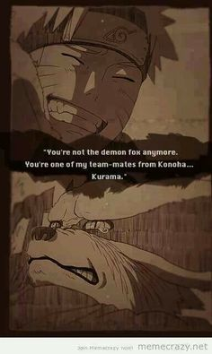naruto shippuden and kurama become friends before dating