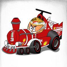 Los MiniDrivers - Fernando Alonso, 2013 Monaco GP