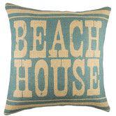 Found it at Wayfair - Beach House Burlap Pillow