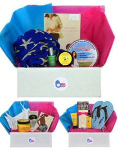 Baby Bump Bundle - BumpBundle subscription of 3 boxes sent throughout mom-to-be's pregnancy #gifts #pregnancy #baby