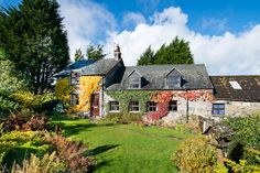 Stone Farmhouse | Ty-Mawr, Bala (Snowdonia Park)