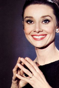 Audrey Hepburn photographed during the production of Charade in 1962