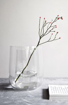 Vase Vase By Norm Architects for Menu