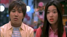 My Sassy Girl / 엽기적인 그녀 . Funny and weird movie :)