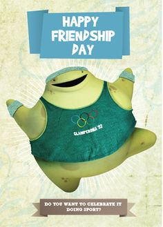 Happy Friendship Day, Funny, Bra, Celebrities, Sports, Cards, Friendship Cards, 3d Cards, Hilarious