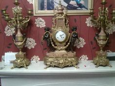 imperial bronze and pink italian marble clock and candelabra for sale in Hull. imperial bronze and pink italian marble clock and candelabra available on car boot sale in Hull. More Antique clocks for sale in Hull and more second hand sale ads for free on 2lazy2boot - Hull car boot fairs - 17295