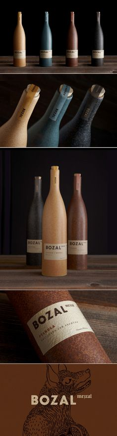 This Mezcal Comes In a Traditional-Looking Ceramic Bottle — The Dieline | Packaging & Branding Design & Innovation News