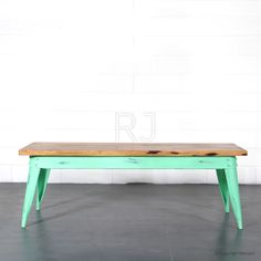 Buy Masja Bench (Green) Online | Benchs - Retrojan