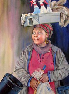 Dinah-- by Judy Nunno