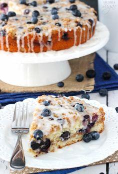 Blueberry Streusel Coffee Cake Really nice recipes. Every  Mein Blog: Alles rund um die Themen Genuss & Geschmack  Kochen Backen Braten Vorspeisen Hauptgerichte und Desserts