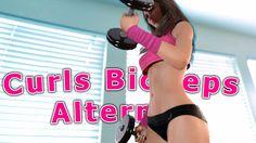 Exercice Musculation Femme Biceps aux Haltères Indie Movies, Biceps, Cinema, Daughters, Movies, Independent Films, Movie Theater