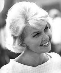 "Doris Day's  ""Girl Next Door""   freckles"