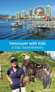With so many outdoor attractions, cool ways to get around the city, and kid-friendly restaurants, Vancouver is a fantastic destination for families. Whether you're exploring a rainforest park, ridi… Travel With Kids, Family Travel, Big Family, Lumberjack Show, Visit Vancouver, Vancouver Island, Voyage Canada, Vancouver Aquarium, Kid Friendly Restaurants