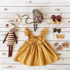 Toddler Kid Baby Girl Clothes Princess Party Prom Bow Tutu Beach Summer Dress #ebay #Fashion