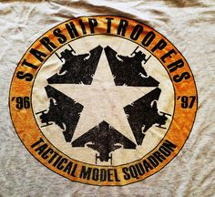Starship Troopers model shop crew shirt | by Jay Adan