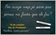 DiA do pRoFeSSoR!