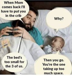 Babies love their mommas 😂 Funny Fun Facts, Very Funny Jokes, Crazy Funny Memes, Haha Funny, Baby Jokes, Funny Baby Quotes, Jokes Quotes, Funny Baby Pics, Cute Love Quotes