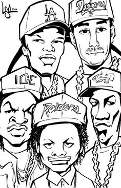 1000+ images about N.W.A on Pinterest | Straight Outta ...