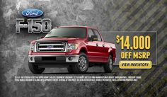 Car dealership sales banner