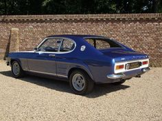 1972 Ford Capri 2600 RS
