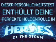 """Dieser Persönlichkeitstest enthüllt deine perfekte Heldenrolle in """"Heroes of the Storm"""""""
