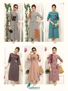 9026e97f6c Catalog : Nerine Vol-2 Style : Straight Kurti Work : Hand Work Fabric :