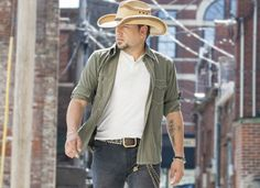 d83107b3 Jason Aldean Turns Up The Heat in 'Lights Come On' Music Video Jessica  Ussery