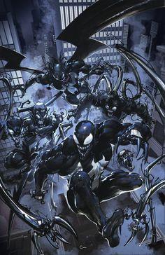 Venom by Clayton Crain