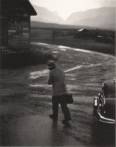 W. Eugene Smith  Country doctor