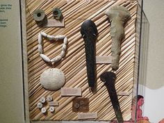 Cahokia Mounds Artifacts | Cahokia Mounds - Collinsville, Illinois