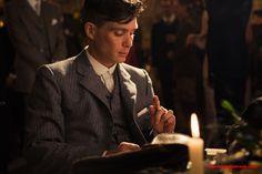 Thomas Shelby, de esos personajes que se quedan en nuestra memoria. Un auténtico gentleman. Peaky Blinders