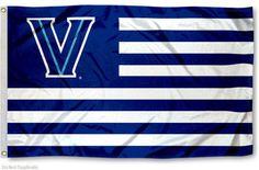 Villanova-Wildcats-Stars-and-Stripes-Nation-Flag