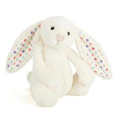Jellycat BAS3DOT Bashful Dot Bunny Medium