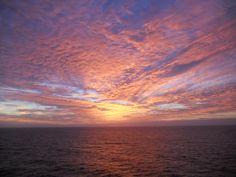 sunset off st thomas 2013