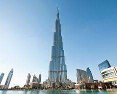 Burj Khalifa is the tallest tower in the world and it's one of the top attractions to visit in Dubai. Visit our website and book your Burj Khalifa tickets! Lower Manhattan, World Trade Center, Museu Guggenheim Bilbao, Voyage Dubai, Dubai Attractions, Dubai Aquarium, Dubai Tourism, Armani Hotel, Dubai City