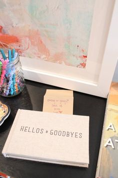 Creating Memories: Start a Guestbook at Home | Apartment Therapy