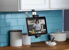 WEB LUXO - Casa & Decoração: Novos acessórios da Belkin facilitam o uso de tablets na cozinha