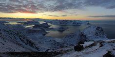 First sun by Kristoffer Klevstad on 500px